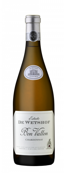 De Wetshof Estate De Wetshof Estate Bon Vallon Chardonnay