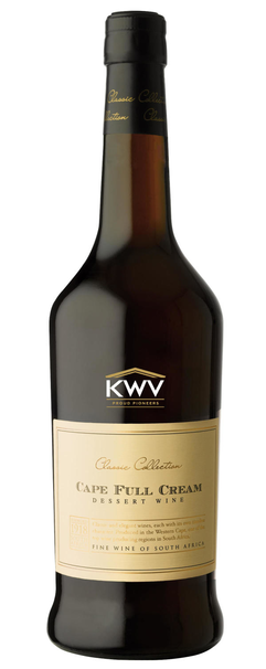 KWV KWV Classic Collection Cape Full Cream