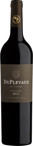 Imbuko Wines Du Plevaux Private Collection Pinotage