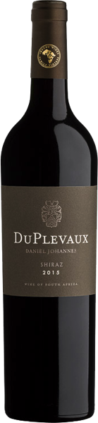 Imbuko Wines Du Plevaux Private Collection Shiraz
