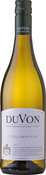 Du Von Wine Estate DuVon Old Vine Chenin Blanc