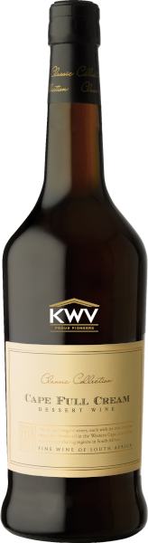 Warshay Investments (Pty) Ltd t/a KWV KWV Classic Collection Cape Full Cream
