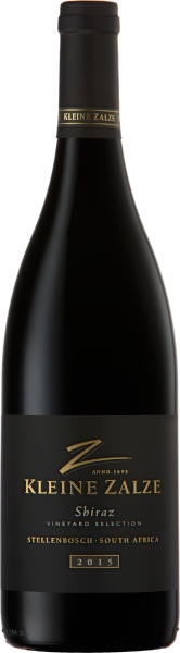 Kleine Zalze Wines Kleine Zalze Vineyard Selection Shiraz