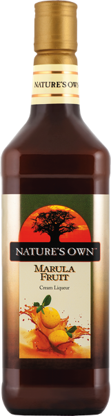 Nature`s Own Beverages  Natures Own Marula Fruit Cream Liqueur