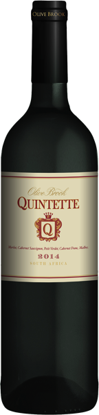 Spar Group Olive Brook Quinettte Red Blend