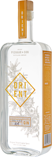 Pienaar & Son Distilling Co. Orient Gin
