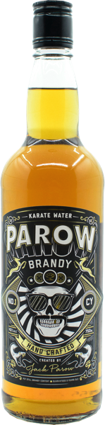 Natures Own Beverages  Parow Brandy
