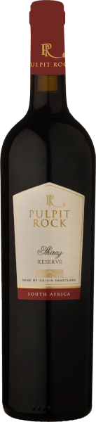 Pulpit Rock Wines Pulpit Rock Shiraz Reserve