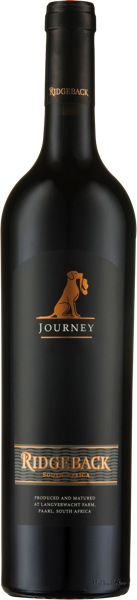 Shoprite Checkers Ridgeback Journey Red Blend