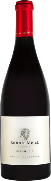 Muratie Wine Farm Ronnie Melck Syrah Family Selection