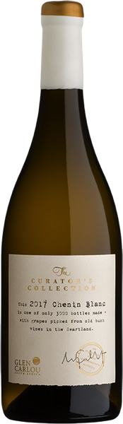 Glen Carlou Vineyards The Curators Collection Chenin Blanc