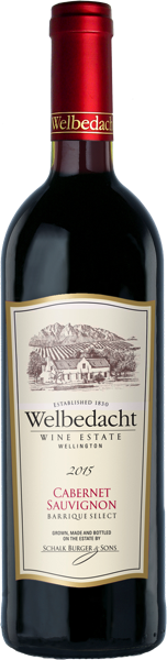 Welbedacht Wines Welbedacht Cabernet Sauvignon