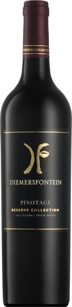 Diemersfontein Wine Estate Woolworths Reserve Collection Pinotage