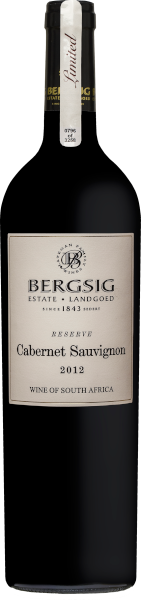Bergsig Estate - (wine.winename])