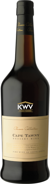 KWV KWV Classic Collection Cape Tawny