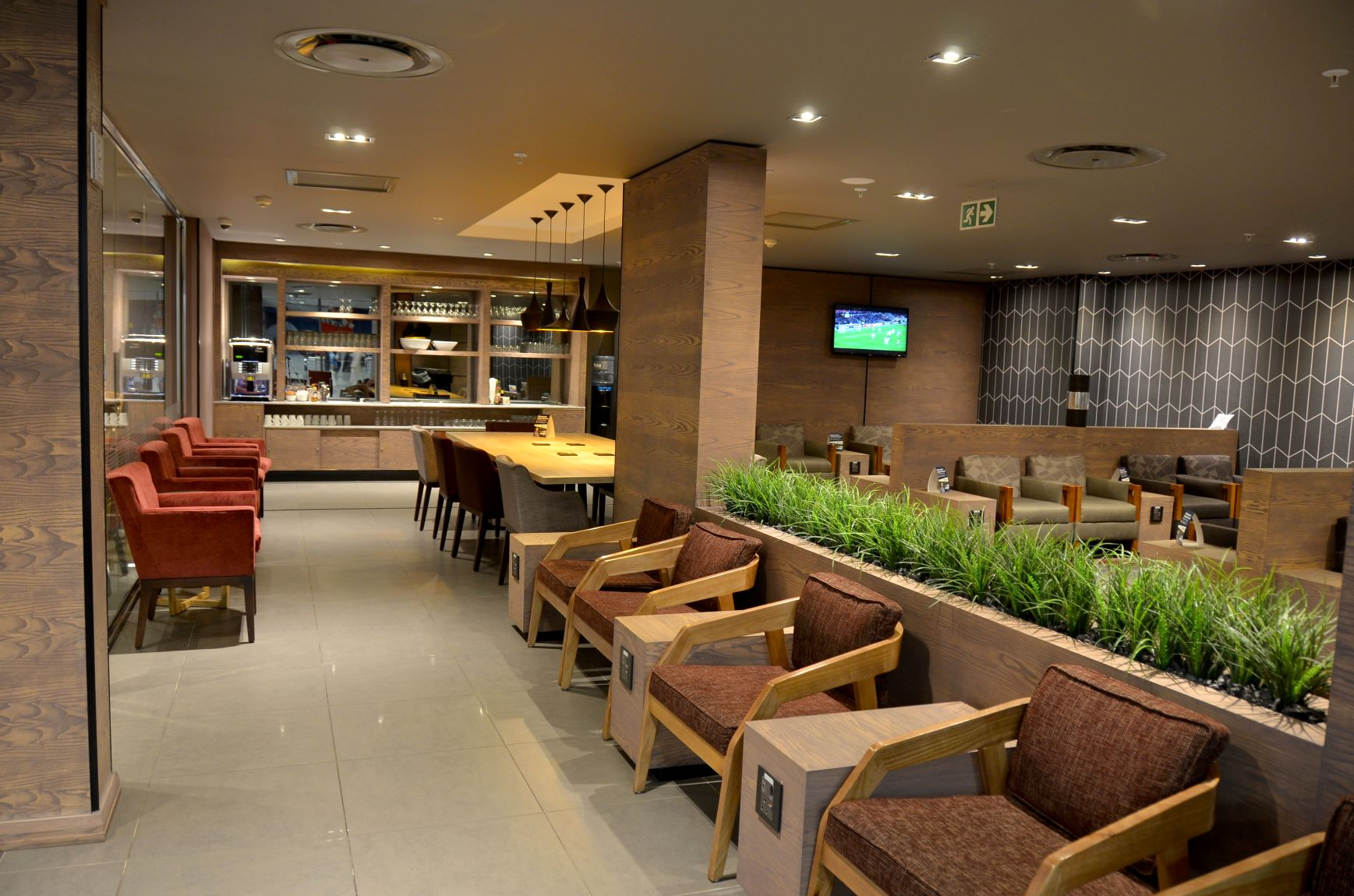 Bidvest Premier Lounge at Oliver Tambo Domestic