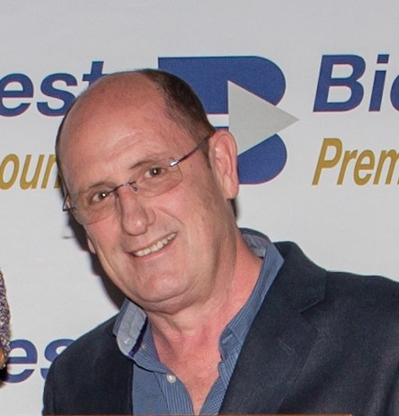 Gavin Bell, CEO of Bidvest Premier Lounge