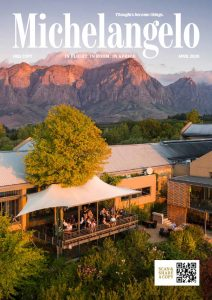 Michelangelo Magazine: April 2020 South Africa Edition