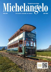 Michelangelo Magazine: May 2020 South Africa Edition