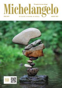 Michelangelo Magazine: August 2021